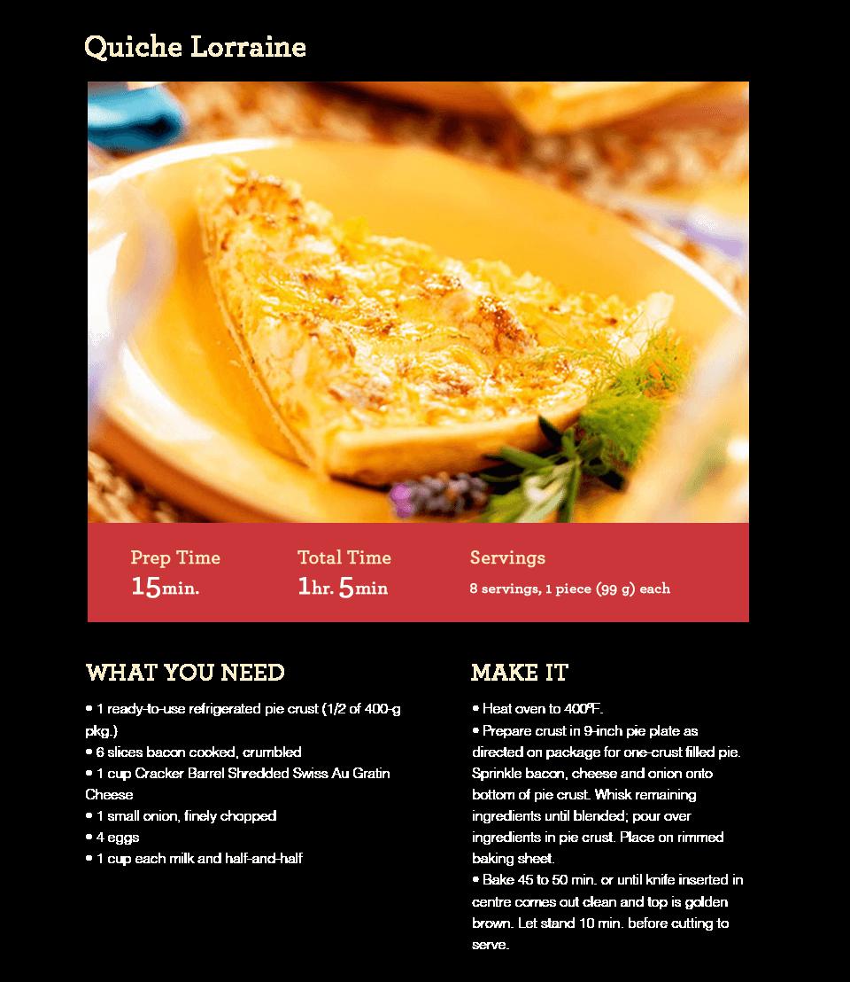 Cracker Barrel Recipes Food Network Canada Contest