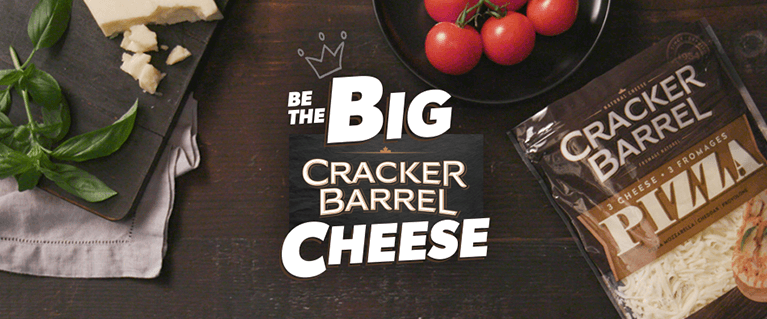 Cracker Barrel The Big Cheese | Food Network Canada Contest
