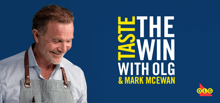 OLG | Taste the Win with OLG and Mark McEwan Contest | Food Network Canada